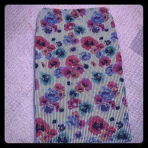 Zara Floral Skirt!